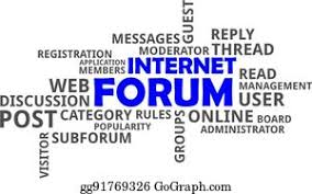 Discussion Forum Clip Art - Royalty Free - GoGraph